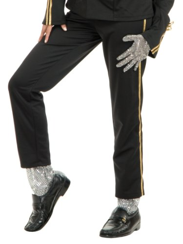 [Michael Jackson Sequin Glove & Socks] (Michael Jackson Hat And Glove)