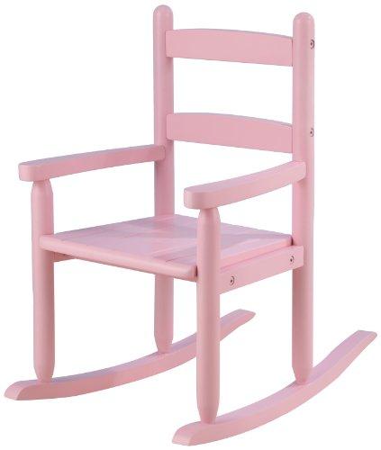 KidKraft 2-Slat Rocker - Pink - Kidkraft Toddler Chair Rocking
