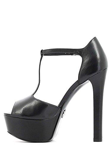 D2712 sandalo donna nero GUESS black shoe woman Nero