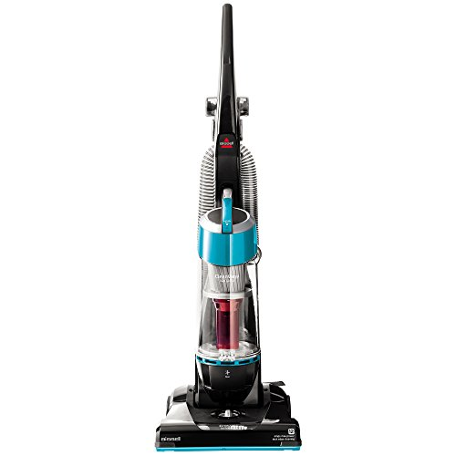 Bissell Cleanview Bagless Upright Vacuum, Teal (Vacuum Bagless 12 Upright Amp)