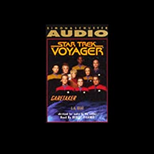 Star Trek, Voyager: Caretaker (Adapted) Audiobook