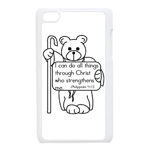 Bear Case Cover Protector for ipod touch 4