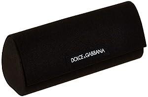 D&G Dolce & Gabbana Women's 0DG4249 Polarized Rectangular Sunglasses