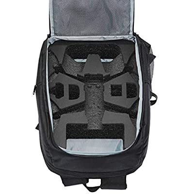 oukery Backpack, 1Set Portable Backpack Travel Shoulder Bag Carrying Case Propellers for Parrot Bebop 2 FPV Drone Accessories: Computers & Accessories