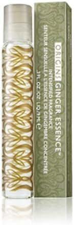Origins Ginger Essence Intensified Fragrance .3 Oz Rollerball NIB