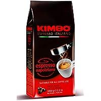 Kimbo Espresso Napoletano Çekirdek Kahve (1000 gr)