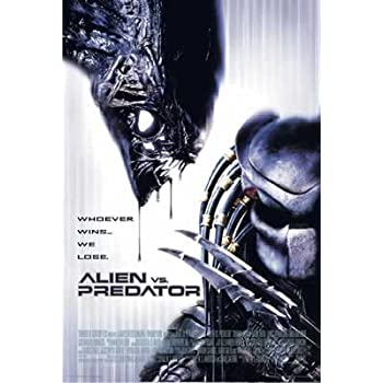 Amazon.com: Alien Vs. Predator - Movie Poster: Regular ...