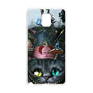 Alice in Bomberland Cell Phone Case for Samsung Galaxy Note4 hjbrhga1544