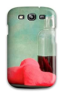 For Galaxy S3 Tpu Phone Case Cover(old Style Valentines Day)