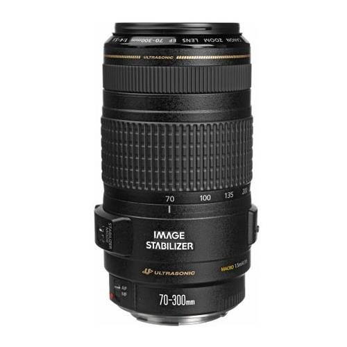 Canon EF 70-300mm f/4-5.6 IS USM Lens for Canon EO…