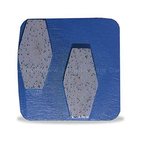 Bauta Double Blue, 30/40 Grit, SCX, Hard Bond for Soft Concrete