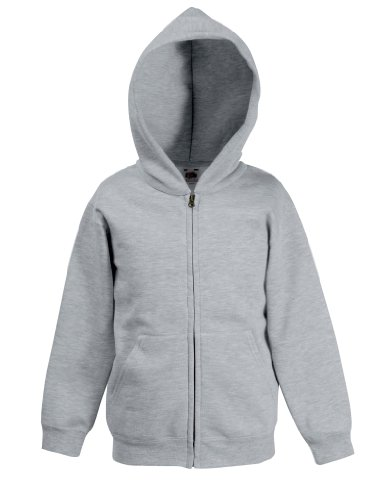 Grey Hooded Sweat - 6