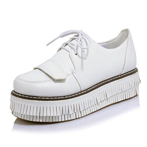 Primavera y otoño la boca profunda de zapatos de suela gruesa de Inglaterra/zapatosColegio viento bajo/Zapatos del estudiante C