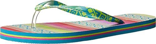 Vera Bradley Kvinna Flip Flops Serape Paradis