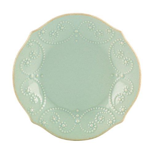 Lenox French Perle Tidbit Plate, Ice -