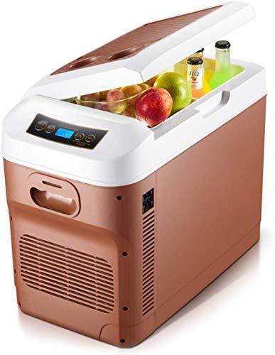 LLYU Control de Recorrido Caliente Frigorífico Pantalla Digital de Temperatura/fría del refrigerador del Coche eléctrico…