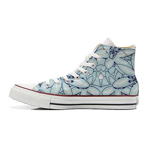 Converse All Star zapatos personalizados (Producto Handmade) Light Paisley