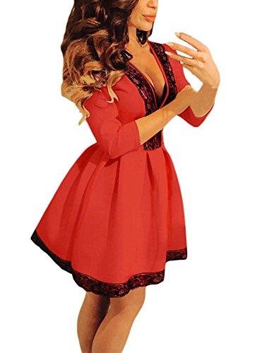 Buy belted linen sweetheart tube dress - 7