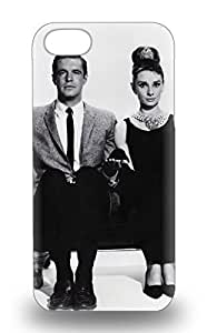 For HTC One M7 Phone Case Cover 3D PC American Breakfast At Tiffany Breakfast At Tiffany S Comedy For HTC One M7 Phone Case Cover Protective 3D PC Case ( Custom Picture For HTC One M7 Phone Case Cover ) Kimberly Kurzendoerfer