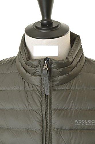 Verde Woolrich Vest Wogil0096 Sundance 6377 Rosin Smanicato Oliva Green qUFq0wtC