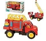 : Battat Fire Engine