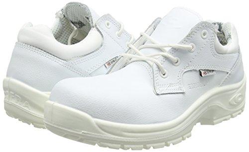 """Cofra 10120–001.w39Talla 39S2SRC–Zapatillas de seguridad """"Adrianus Color Blanco"""