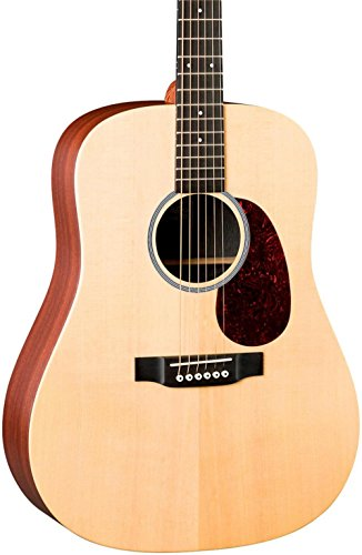 Martin DX1AE Solid Top Dreadnought Acoustic/Electric - Mahogany HPL Back
