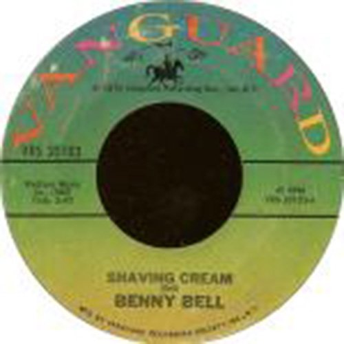 """Price comparison product image Benny Bell - Shaving Cream / The Girl From Chicago - [7""""]"""