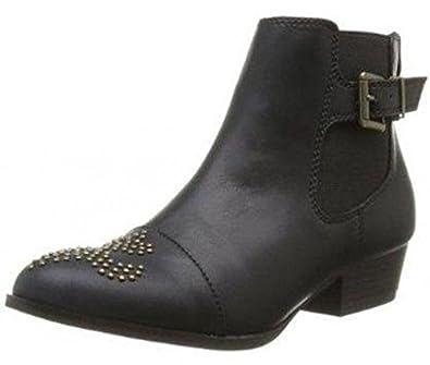 Elite d13elite060 noir - Chaussures Bottine Femme