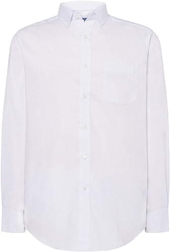 Emilio Fernández Camisa Oxford Casual y de Vestir 4 Colores ...