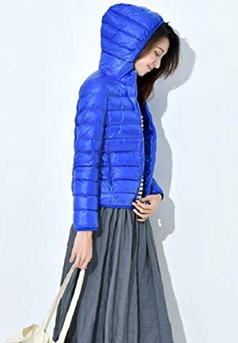 AS2 Winter RkBaoye Womens Light Coat Puffer Outwear Down Ultra Packable Hooded Afw5vwx
