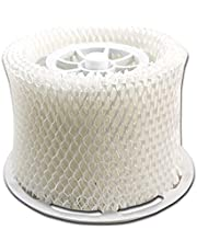 WuYan Replacement Filters for Philips HU4102 Humidifier, Philips Humidifier Wick Replacement Filters, Filter Bacteria and Scale for Philips HU4801 HU4802 HU4803 Humidifier Parts