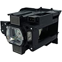 AuraBeam Professional Christie LWU421 Projector Replacement Lamp with Housing (Powered by Philips)
