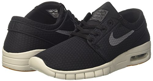 Dark SB Janoski Bone Nike Shoes Black gum Stefan Grey light Men's Med Max Brown wqHdxE6Ox0