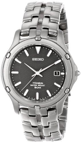 Seiko Men's SLC033 Le Grand Sport Titanium (Mens Seiko Le Grand Sport Watch)