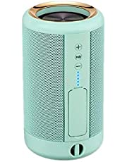 AAHDS A66 Desktop Speaker, Multimedia Audio Speaker, Computer Audio - Green (Color : Green)