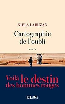 Cartographie de l'oubli par Labuzan