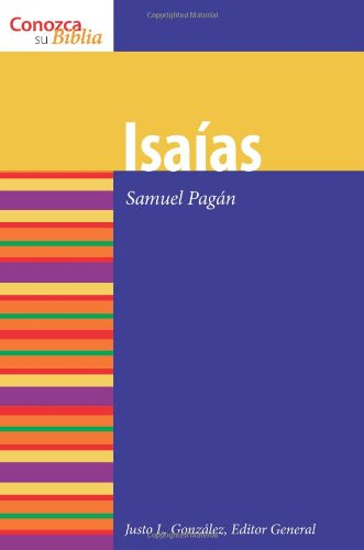 isaias-isaiah-know-your-bible-spanish-spanish-edition
