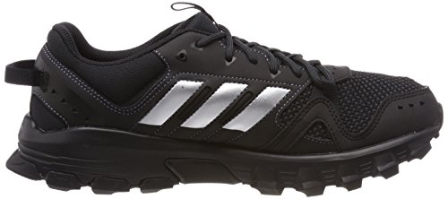 000 Uomo Da carbon plamat Scarpe Nero Trail Rockadia Running Adidas negbás qfRWCvCwc