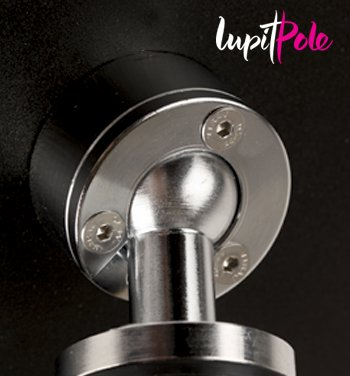 LUPIT POLE CLASSIC SLOPE CEILING MOUNT FOR POLE DANCING POLE by LUPIT POLE