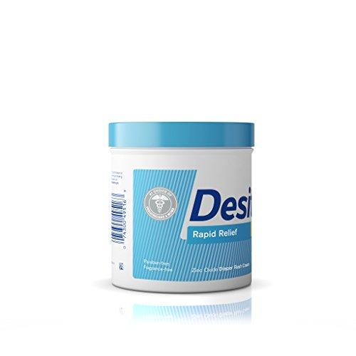 Large Product Image of Desitin Rapid Relief Diaper Rash Remedy, Fragrance-Free Cream, 16 Oz