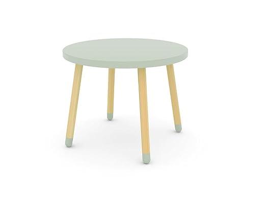 Flexa Kindertisch Play Mit Tischbeinen Aus Massivem Eschenholz