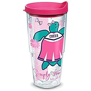 6cf89b741be Amazon.com | Tervis Simply Southern All Turtle Tumbler with Travel ...