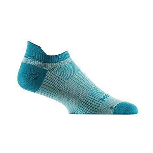 II Tab Socks - SeaMist/Turquoise Large ()