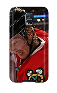 High Quality DanRobertse Chicago Blackhawks (85) Skin Case Cover Specially Designed For Galaxy - S5