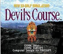 - The Crowd Tradensen New 3D Golf Simulation Devil's Course 16 Bit Md Game Card for Sega Mega Drive for Genesis