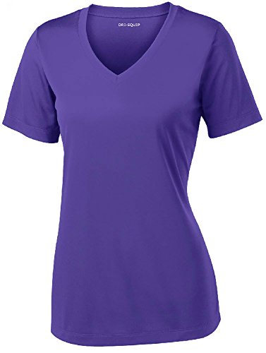Purple Ladies Shirt - 2