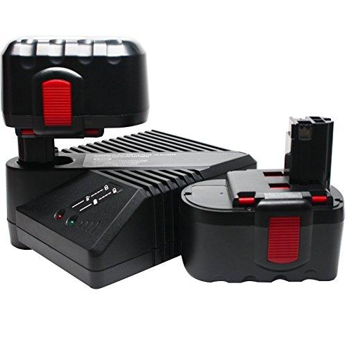 bosch 24 volt charger - 8