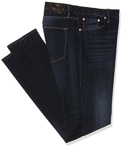 Femme Dauntless Stretch Superslim Bleu Herrlicher Jeans Bwt68Oq