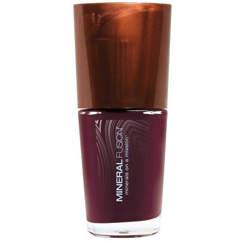 Mineral Fusion Nail Polish, Garnet.33 Ounce ()